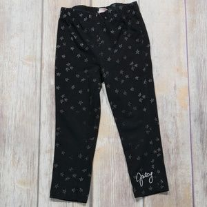 Juicy Couture | Toddler Stars Leggings Size 3T